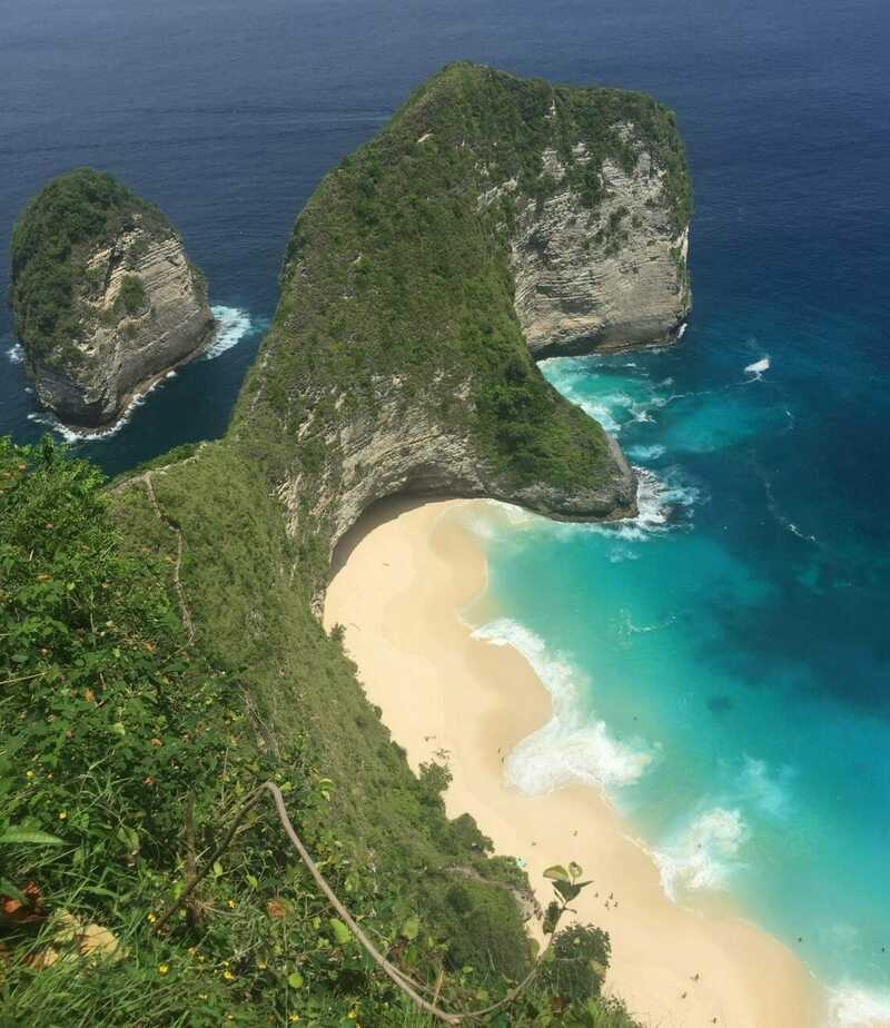 How to go from Bali to Nusa Penida on a Motorbike