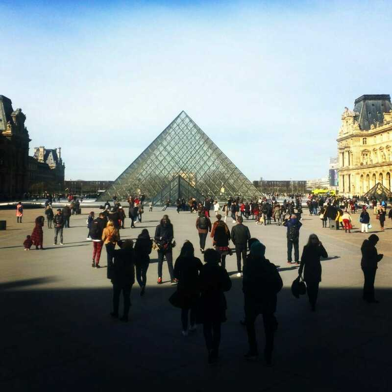 Louvre Museum - best things to do in Paris in 2 days