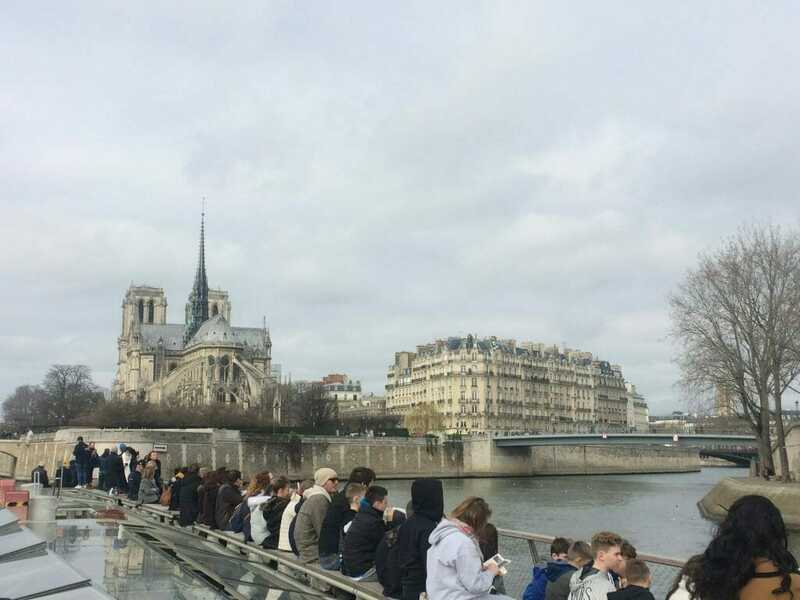 Seine River Cruise- best things to do in Paris in 2 days