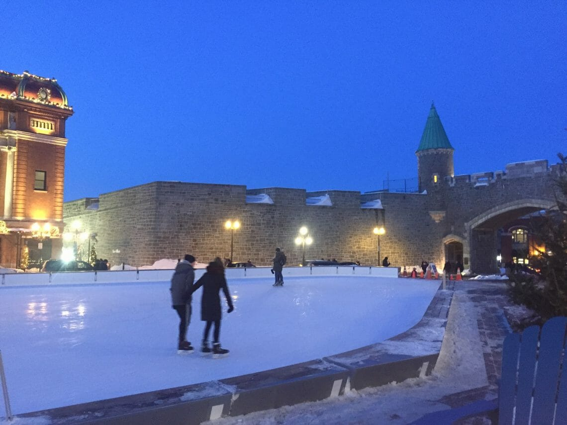 things to do in winter in quebec cty